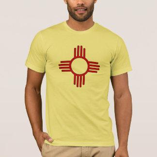 T-shirt Indigène de nanomètre