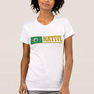 T-shirt Indigène de Washington