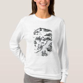 T-shirt Indigènes de combat de Ferdinand Magellan sur