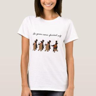 T-shirt Individu spécial