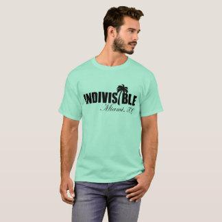 T-shirt indivisible d'hommes de MIAMI - logo de