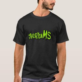 T-shirt inertiaMS - COUREZ la pièce en t d'obscurité de