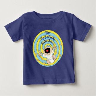 """T-shirt infantile de base du """"meilleur mangeur de"""