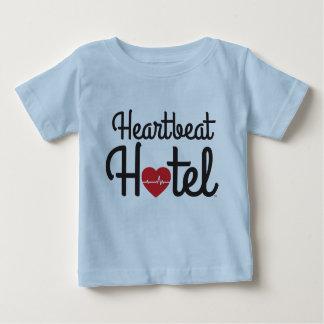 """T-shirt infantile """"d'hôtel de battement de coeur"""""""