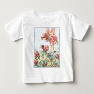 T-shirt infantile féerique d'enfant en bas âge de