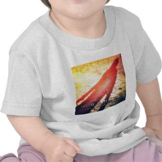 T-shirt infantile - machine quand j ai dit au rev