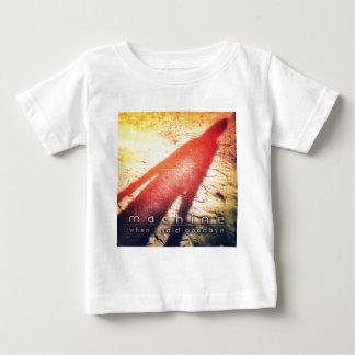 """T-shirt infantile - machine """"quand j'ai dit au"""