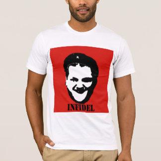 T-shirt Infidèle de style bohème de Che