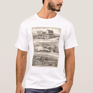 T-shirt Infirmerie, résidences
