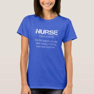 T-shirt Infirmière