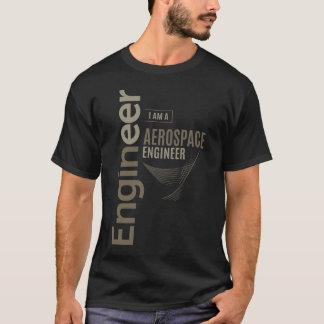 T-shirt Ingénieur aérospatial