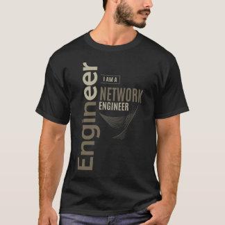 T-shirt Ingénieur de réseau
