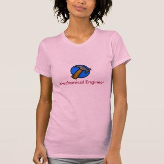T-shirt ingénieur mécanicien mécanique et