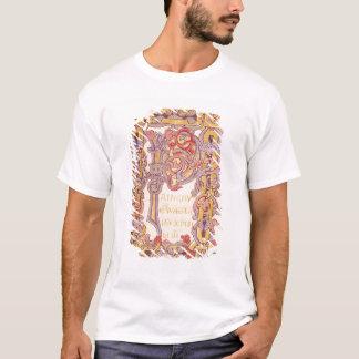 T-shirt Initiale 'P