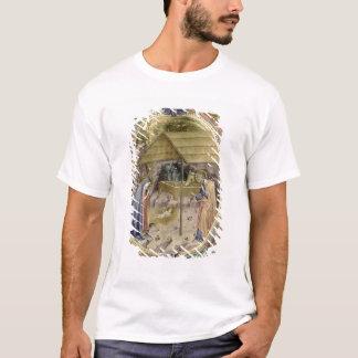 """T-shirt Initiale """"P"""" De de Corale/Graduale no.5"""
