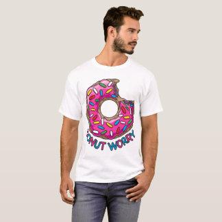 T-shirt Inquiétude de beignet