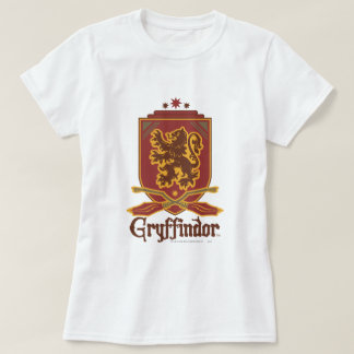 T-shirt Insigne de Harry Potter   Gryffindor QUIDDITCH™