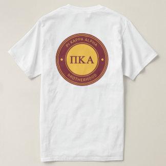 T-shirt Insigne de l'alpha | de Kappa de pi