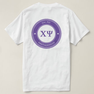 T-shirt Insigne de livre par pouce carré | de Chi