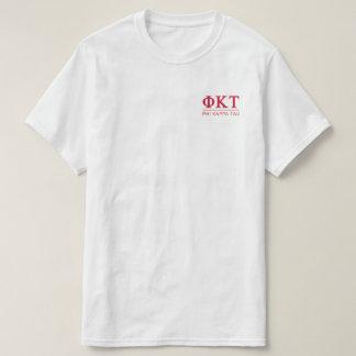 T-shirt Insigne de Tau | de Kappa de phi