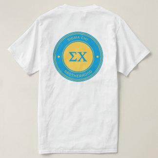 T-shirt Insigne du Chi | de sigma