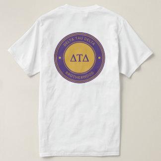 T-shirt Insigne du delta | de Tau de delta