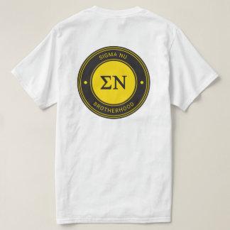 T-shirt Insigne du NU | de sigma
