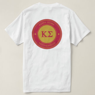 T-shirt Insigne du sigma | de Kappa