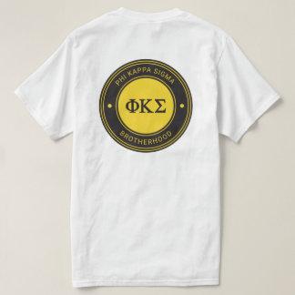 T-shirt Insigne du sigma | de Kappa de phi