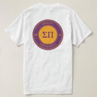 T-shirt Insigne du sigma pi |
