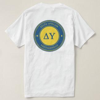 T-shirt Insigne d'Upsilon | de delta