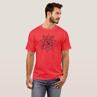 T-shirt Insignes communistes marteau et faucille