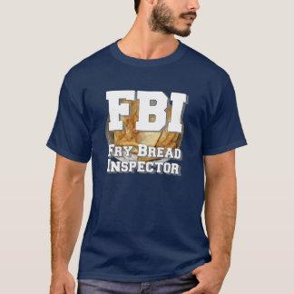 T-shirt Inspecteur de pain de friture
