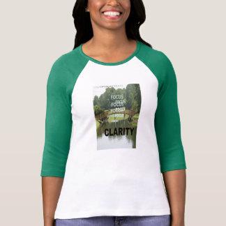 """T-shirt """"Inspiration à la clarté """""""