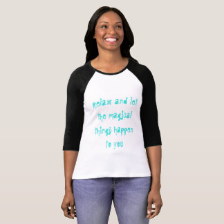 T-shirt Inspiration quotidienne pour des surprises