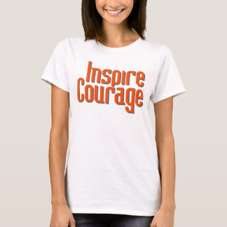 T-shirt Inspirez le courage