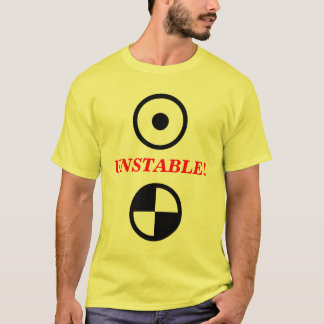 T-shirt Instable !