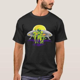 T-shirt Instantané étranger