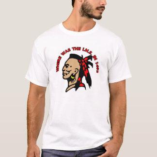 T-shirt Institut central des statistiques indien 1492