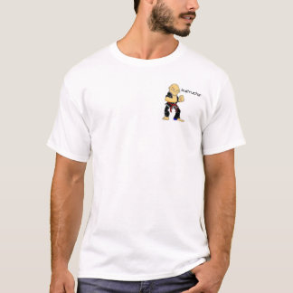 T-shirt Instructeur d'arts martiaux
