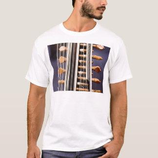 T-shirt Instrument ficelé V