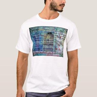 T-shirt Insultes humoristiques de Shakespeare