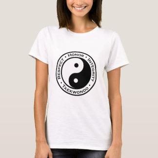T-shirt Intégrité le Taekwondo d'honneur de respect