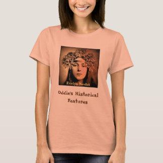 T-shirt intemporel d'Evelyn Nesbit