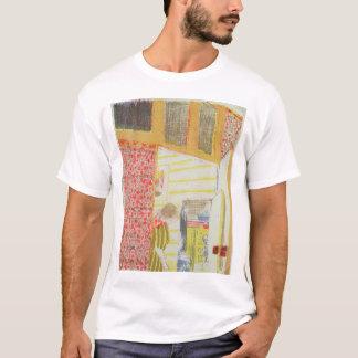 T-shirt Intérieur aux nuances du rose III