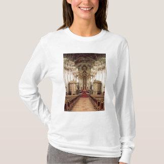 T-shirt Intérieur, conçu par Balthasar Neumann 1734-54