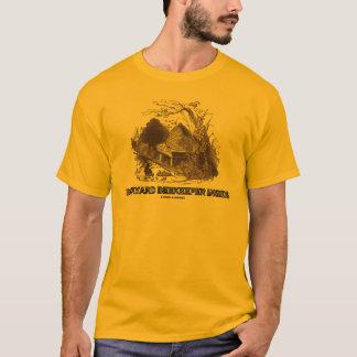 T-shirt Intérieur d'apiculteur de jardin (ruche dans le