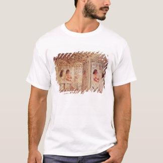 T-shirt Intérieur de la tombe de Sennefer, nouveau royaume