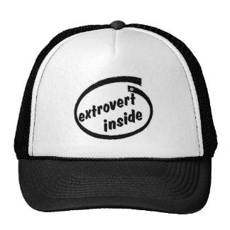 T-shirt intérieur d'Extrovert Casquette Trucker