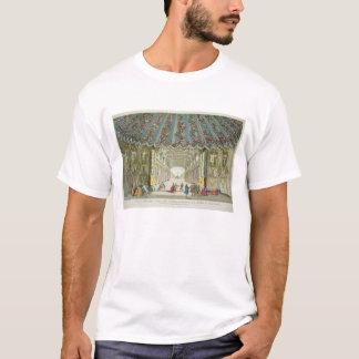 T-shirt Intérieur d'une galerie menant à Vauxhall des